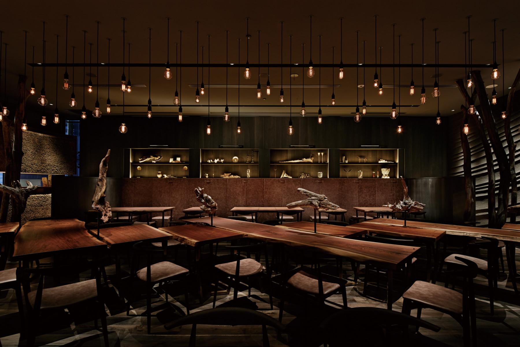 CASE 023/レストラン